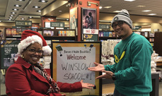 Cover photo of the HSA Winslow One Barnes and Noble Event album