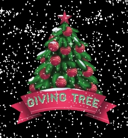 "Annual ""Giving Tree"" Event November 26 - December 17"