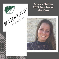 Stacey Shifren in the spotlight